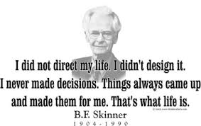 Image result for B.F. Skinner