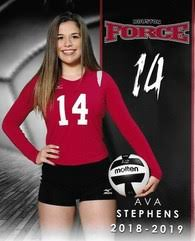 Ava Stephens's Women's Volleyball Recruiting Profile