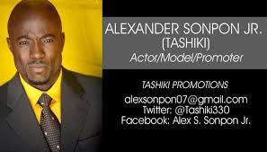 Alex S. Sonpon Jr - (Tashiki's Official Page) - Photos   Facebook