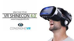 Review kính thực tế ảo VR Shinecon 4.0 phiên bản 2017 - YouTube