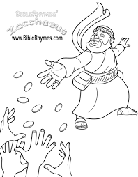 They can serve as a great take home activity. Free Printable Coloring Pages Zacchaeus Jobspapa Com Coloring Books Zacchaeus Coloring Pages