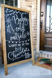 Chalkboard Sign Designs How To Design Your Own Chalkboard Sign