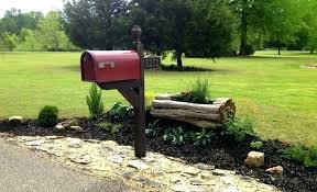 mailbox landscaping with culvert. Simple Culvert Mailbox Landscaping Designs Landscape Ideas  Around Design And Mailbox Landscaping With Culvert