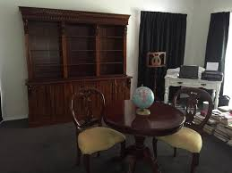antique mahogany large home office unit. Antique Reproduction Bookshelves Mahogany Large Home Office Unit S