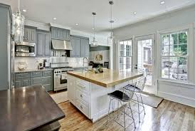 this gallery offers gorgeous gray and white kitchen ideas in a variety of design styles gray and white are both neutral colors and as such can compliment