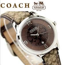 coach watch men new classic signature classic signature brown coach watch men new classic signature classic signature brown leather strap