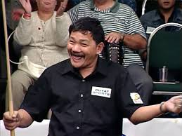 It is I, Efren Reyes! The Greatest Pool Player in the World! – Verbal  Discharge