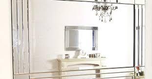 ... Full size of Round Beveled Edge Wall Mirror Vintage Round Wall Mirror  Frameless Beveled Bathroom Mirror ...