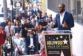 Image result for tyler perry walk of fame