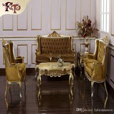 european living room furniture. 2017 baroque classic living room furniture european sofa set with silver and gold leaf gilding italian luxury from fpfurniturecn,