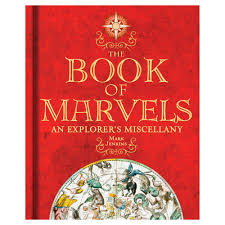 book of marvels national geographic store