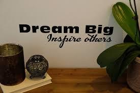 Euko Design Signs Inc Amazon Com Euko Signs Dream Big Inspire Others