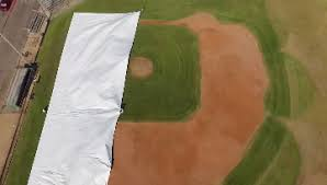 baseball full field cover