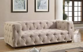 contemporary modern tufted sofa dark grey on decorating ideas
