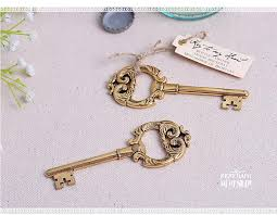 wedding favor and giveaways for guest top quality party favor gift key to my heart antique bottle opener souvenir est wedding favors cute bridal shower