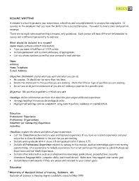 Sample Rn Resume Objective Resume Creator Simple Source