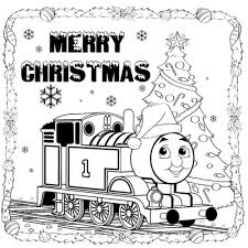 Download Thomas The Train Merry Christmas