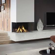 gas fireplace glass doors open or closed outstanding three sided high effeciency gas fires with glass front