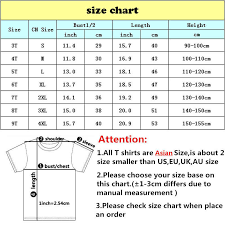 Koala Clothes Size Chart 2019 Children Nope Koala Cat Print Funny T Shirts Kids Summer Tops Girls Boys Short Sleeve T Shirt Animals Baby Clothes Ooo2092