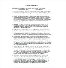 Ready Insurance Consulting Agreement Template Strand And Coding Non ...
