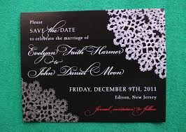 Christmas Wedding Save The Date Cards Winter And Christmas Inspired Wedding Save The Date Cards Emdotzee
