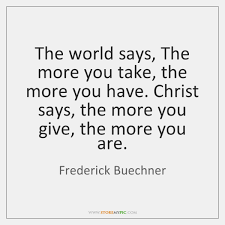 Frederick Buechner Quotes Beauteous Frederick Buechner Quotes StoreMyPic