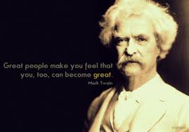 Great People Make You Feel That You Too Can Become Great ‹ Quote Enchanting Great People Quotes