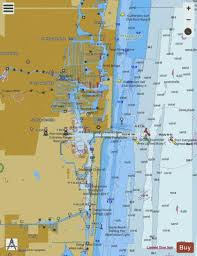 Fort Lauderdale Port Everglades Marine Chart Us11470_p308