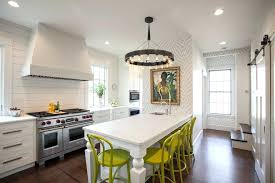 edison bulb chandelier bulb chandelier kitchen transitional with wolf range 8