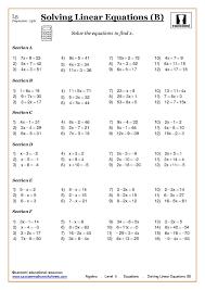 math worksheet substitution breadandhearth 412910