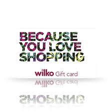 wilko ping gift card image