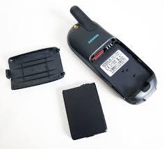 Siemens C35i GSM dual band classic blue ...