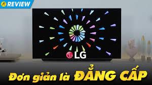 Smart Tivi LG OLED 4K: siêu phẩm '5 CHỮ S' (55CXPTA) • Điện máy XANH -  YouTube