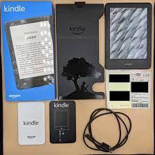 Máy đọc sách Kindle Basic (All New Kindle) 2019 10th 8GB màu đen -  maydocsachdientu.com