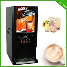 Hot Coffee Vending Machine Mesmerizing Free Shipping Asian 48 In 48 Hot And Cold Hot Coffee Drinkings Instant