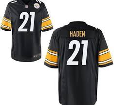 Joe Jersey Pittsburgh Steelers Haden