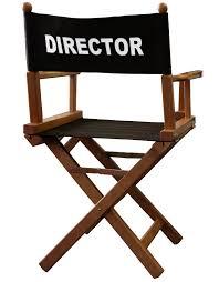 Silla de director
