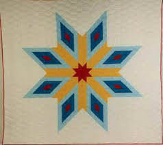 Lone Star Quilts - A Quilt with History and Meaning & God's Eye Star Quilt Adamdwight.com