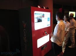 Google Vending Machine Mesmerizing Google Play Vending Machines Dispense Apps In Japan Pocketnow