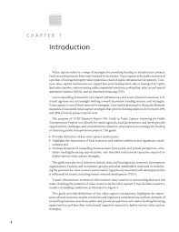 Chapter 1 - Introduction | Guide To Value Capture Financing For ...