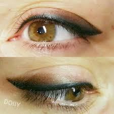фото татуаж глаз