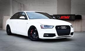 black audi a4 2013. Contemporary Black 2013 Audi A4 White Black Rims Ed4ErWbo  For S