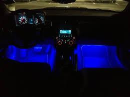2010 Camaro Footwell Lighting Pin On Cars