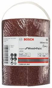 <b>Шлифрулон Bosch J450</b> на Тканевой Основе G180 - 115mmX5 ...