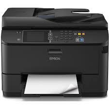 Epson Workforce Pro Wf 4630dwf A4 Colour Multifunction Inkjet