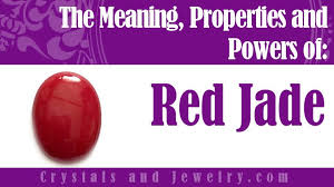 red jade meaning
