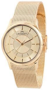 Наручные <b>часы BISSET</b> BSBD63GIGX03BX — купить по выгодной ...