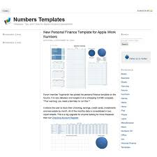 Where Can I Find Great Template Sites For Iwork Numbers
