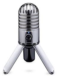 <b>Микрофон Samson Meteor Mic USB</b> - купить в интернет-магазине ...