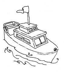 Small Picture Printable Boat Coloring Pages Coloring Me